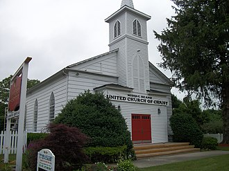 Middle Island Presbyterian Church - Image: Middle Island Presbyterian Church