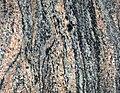 Migmatite (Morton Gneiss Complex, Archean, ~3.524 Ga; Cold Spring Granite Company quarry, Morton, Minnesota, USA) 3 (41897958622).jpg