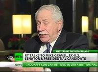 "File:Mike Gravel- ""Netanyahu is a liar"".webm"