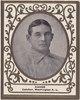 Mike Kahoe, Washington Nationals, baseball card portrait LCCN2007683851.tif