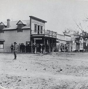 Miles City, Montana - Miles City, 1881