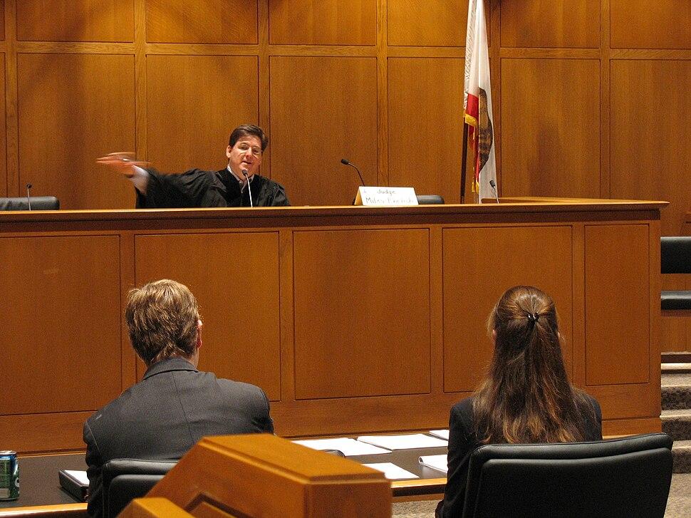 Miles Ehrlich, judge
