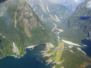 Milford Sound Airport airport in New Zealand