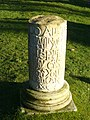 Millennium Stone, Shere - geograph.org.uk - 1094460.jpg