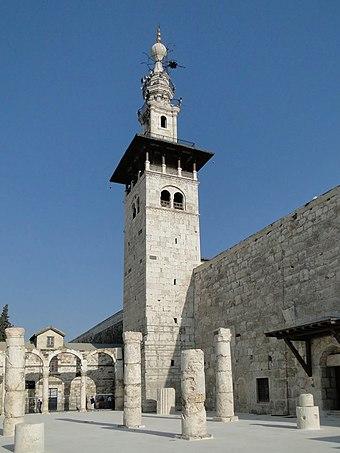 Umayyad Mosque - Wikiwand