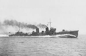 USS Harder (SS-257) - Minazuki in 1927
