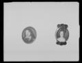 Miniatyrporträtt av konung Karl X Gustav av Sverige (1622-1660), ca 1650 - Livrustkammaren - 19435.tif