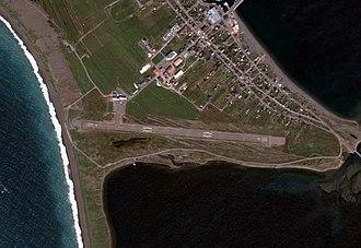 Miquelon Airport - Image: Miquelon Airport