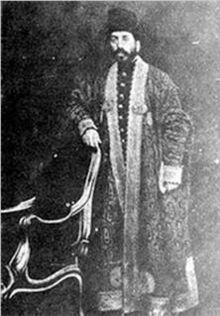 Image result for عکس میرزا حسین قزوینی