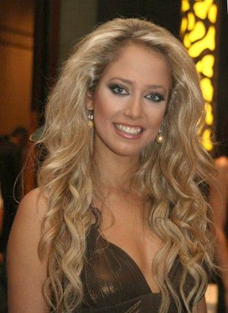 Star Hellas - Katerina Evaggelinou, Miss Hellas 2007