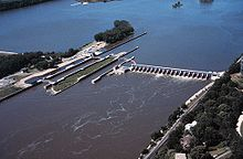 Mississippi River Lock and Dam number 2.jpg