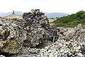 Mitama Seki spirit rock - Mount Osore - Mutsu, Aomori - DSC00443.jpg