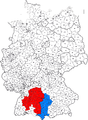 Modern Swabia-division map.PNG