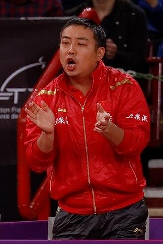 Liu Guoliang - Liu Guoliang at the 2013 World Table Tennis Championships – Men's Singles