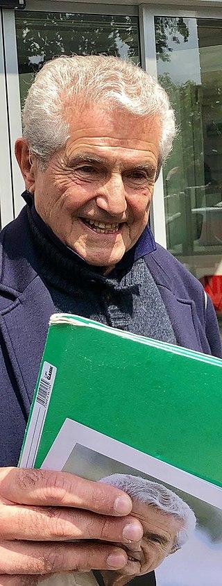 Le cinéaste Claude Lelouch à Paris le 21 Mai 2019 | Photo : Wikimedia.
