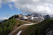 Monte Santo di Lussari 31052008 14