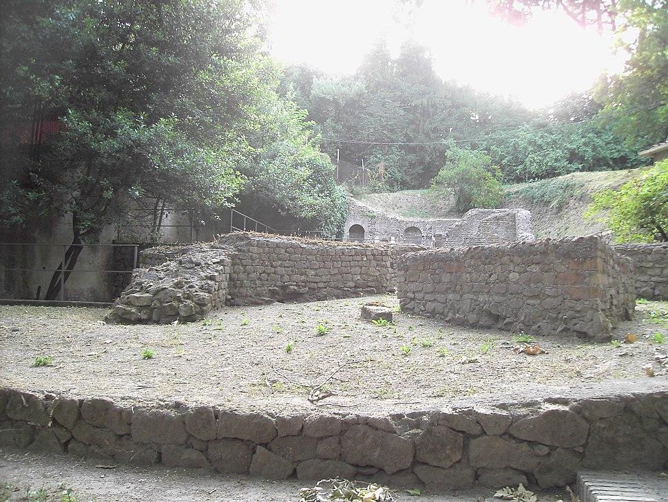Monteverde tempio di Iside 2873