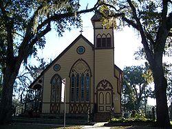 Christ Episcopal Church Monticello Florida Wikipedia