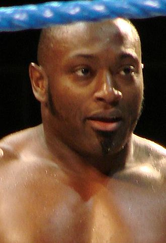 Monty Brown - Brown in 2007