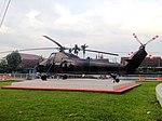 Monumen Helikopter Lanud Atang Sanjaya Bogor - Sikorsky H-34 atau S-58 3.jpg