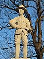 Monument à Latimer, Granby 2012 - Corps.JPG