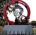 Monumento de Jackson do Pandeiro no Terminal Rodoviario em João Pessoa no Varadouro.jpg
