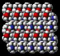 Morpholine-xtal-3D-vdW.png