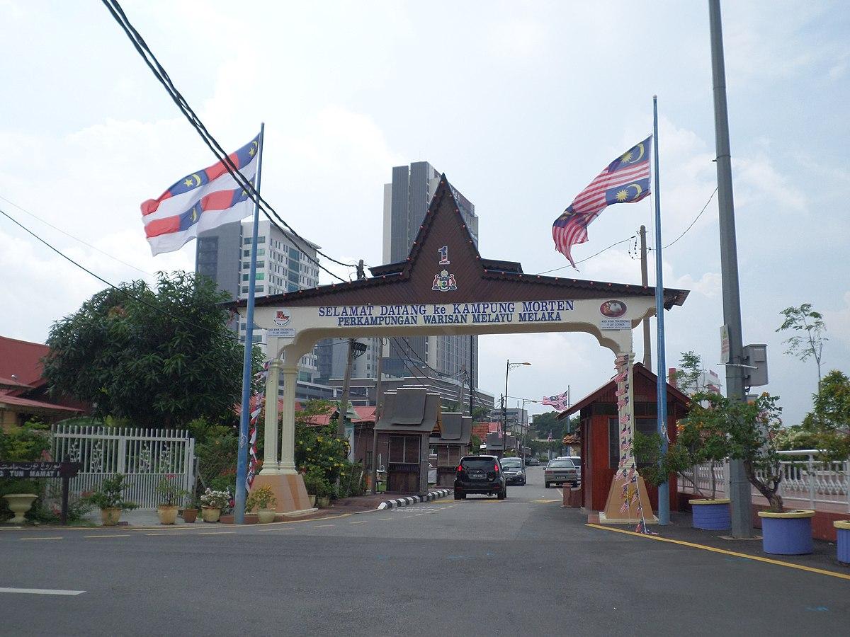morten village wikipedia