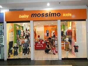 Mossimo - Image: Mossimo 3jf