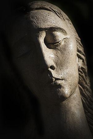 Charles Umlauf - Image: Mother & Child 1950, cast stone