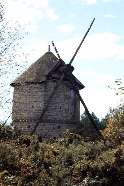 Moulin à vent des Timbrieux
