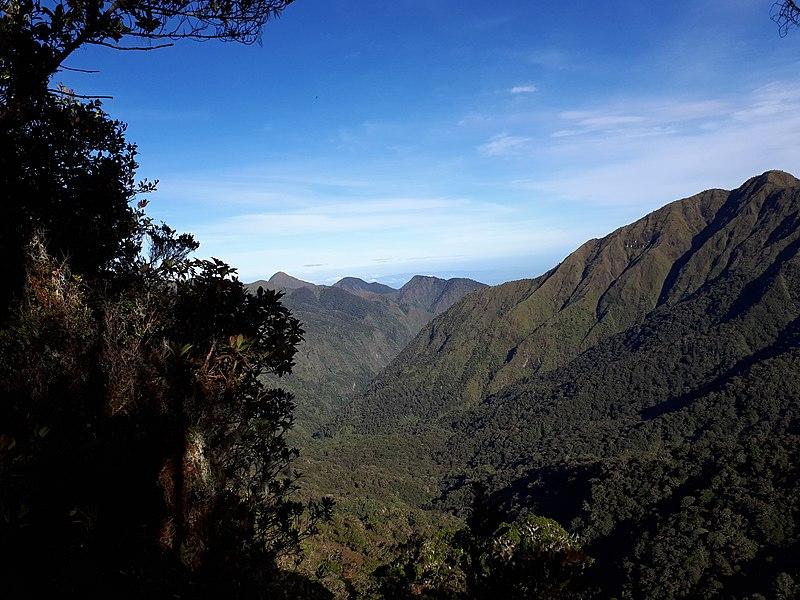 Kitanglad Mountain Range