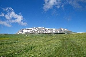 Ararat Province - Spitakasar mountain (3560 m.)