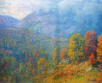 John Joseph Enneking - Mountain Landscape