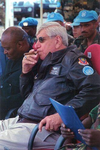Jacques Paul Klein - Major General Klein