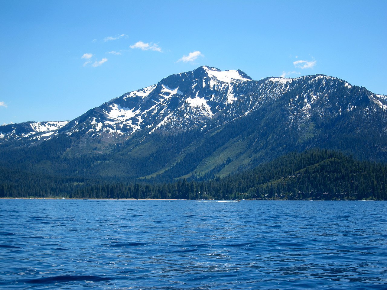 history of lake tahoe A brief history of the lake tahoe geology: part i: creation of the sierra rock: the geologic history of lake tahoe began nearly 400 million years ago when a shallow sea covered the area that is now the sierra nevada mountains.