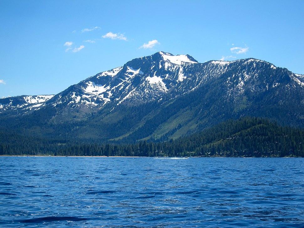 Mt. Tallac, Lake Tahoe, California