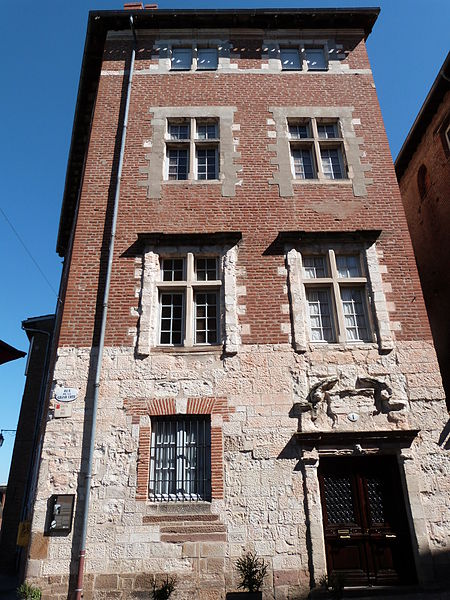 file mur de fa ade de la maison 1 rue de la grand c te jpg wikimedia commons. Black Bedroom Furniture Sets. Home Design Ideas