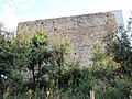 Mur nord del castell de Canals a Valldoreix.jpg