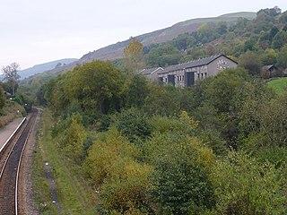 Dinas Rhondda Human settlement in Wales