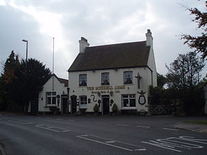 Barnham, West Sussex - The Murrell Arms