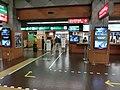 Murodo Station interior 02.JPG