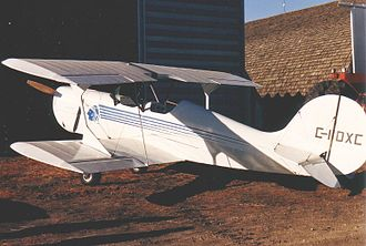 Murphy Aircraft - Murphy Aircraft's first commercial product was the Renegade II biplane.