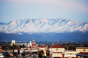 Murrieta, California - Murrieta skyline