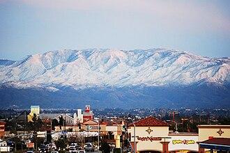 Murrieta, California - Murrieta skyline