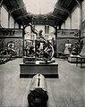 Musée du Congo, Tervuren, Belgium; one of five scenes of the Wellcome V0014540.jpg