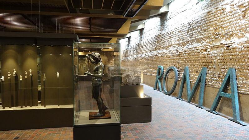 File:Musee Evreux quatrième niveau.JPG