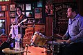Music at Old Point Bar, New Orleans, May 2015 - Leah Caroline Jones 03.jpg