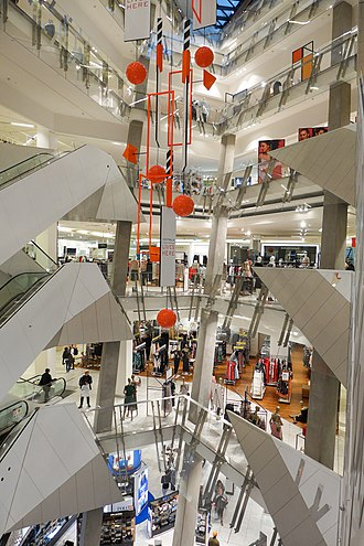 Myer - Myer Flagship Store in Melbourne City Centre