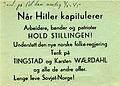 Når Hitler kapitulerer - Arbeidere, bønder og patrioter - HOLD STILLINGEN! (1945) (16771011753).jpg